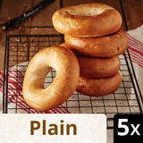 Iceland 5 Plain Bagels
