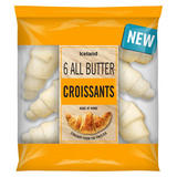 Iceland 6 All Butter Croissants 351g