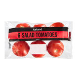 Iceland 6 British Salad Tomatoes