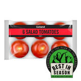 Iceland 6 Salad Tomatoes