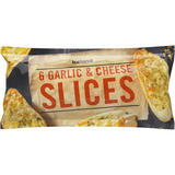 Iceland 6 Garlic and Cheese Slices 200g