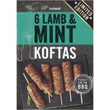 Iceland 6 Lamb & Mint Koftas 300g
