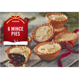Iceland 6 Mince Pies