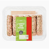 Iceland 6 Minted Lamb Kebabs 300g