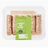 Iceland 6 Minted Lamb Kebabs 300g