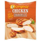 Iceland 6 Original Chicken Chargrills 450g