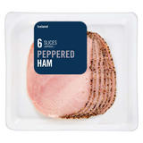 Iceland 6 Slices Peppered Ham