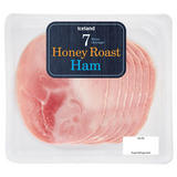 Iceland 7(Average) Honey Roast Ham Slices 120g