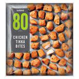Iceland 80 (approx.) Chicken Tikka Bites 850g