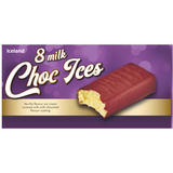 Iceland 8 Milk Choc Ices 560 ml