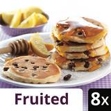 Iceland 8 Raisin & Lemon Pancakes