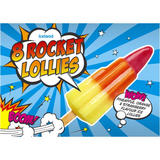 Iceland 8 Rocket Lollies 464ml