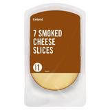 Iceland 8 Smoked Cheese Slices 160g