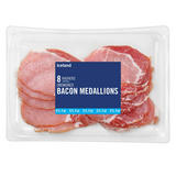 Iceland 8 Unsmoked Bacon Medallions 200g