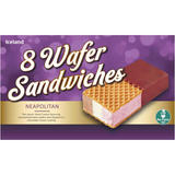 Iceland 8 Wafer Sandwiches 720ml