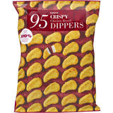 Iceland 95 Crispy Chicken Breast Dippers 1.9kg