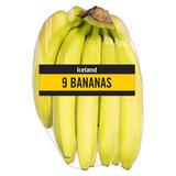 Iceland 9 Bananas