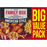 Iceland American Style Family Box 1.42kg