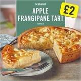 Iceland Apple Frangipane Tart 409g
