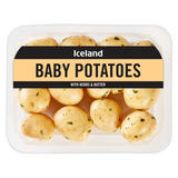 Iceland Baby Potatoes with Herbs and Butter 360g