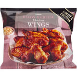Iceland Bacon & Cheese Chicken Wings 750g
