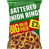 Iceland Battered Onion Rings 1.5kg