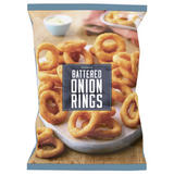 Iceland Battered Onion Rings 670g