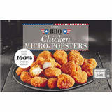Iceland BBQ Chicken Breast Micro-Popsters 220g
