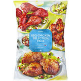 Iceland BBQ Chicken Selection Pack 1.8kg