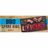 Iceland BBQ Spare Ribs 450g