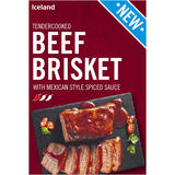 Iceland Beef Brisket with Mexican Style Spiced Sauce 400g