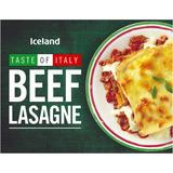Iceland Beef Lasagne 400g