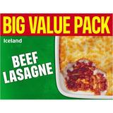 Iceland Beef Lasagne 500g