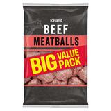 Iceland Beef Meatballs 1.2kg
