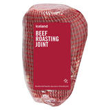 Iceland Beef Roasting Joint 1.25KG