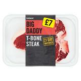 Iceland Big Daddy T-Bone Steak 400g