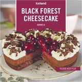 Iceland Black Forest Cheesecake 450g