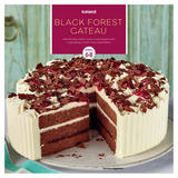 Iceland Black Forest Gateau Serves 6-8 600g