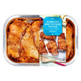 Iceland Boneless Bbq Chicken Thighs 400g