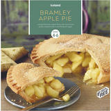 Iceland Bramley Apple Pie Serves 4-6 540g