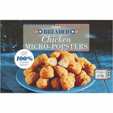 Iceland Breaded Chicken Micro-Popsters 220g