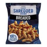 Iceland Breaded Crispy Shredded Chicken 450g