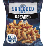 Iceland Breaded Crispy Shredded Chicken 450g