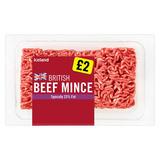 Iceland British Beef Mince 450g