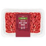 Iceland British Beef Steak Mince 425g