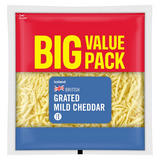 Iceland British Grated Mild Cheddar Cheese 430g