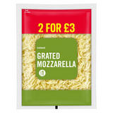 Iceland British Grated Mozzarella Cheese 250g