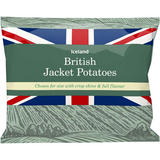 Iceland British Jacket Potatoes 2kg
