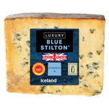 Iceland British Luxury Blue Stilton® Cheese 200g