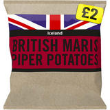 Iceland British Maris Piper Potatoes 2.5kg